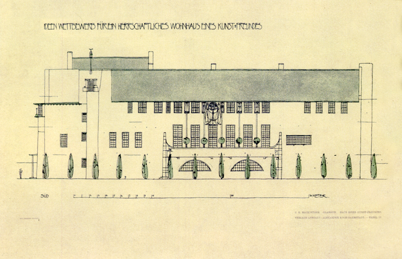 the lighthouse glasgow blog facts about mackintosh you may not know - Mcintosh House Plans