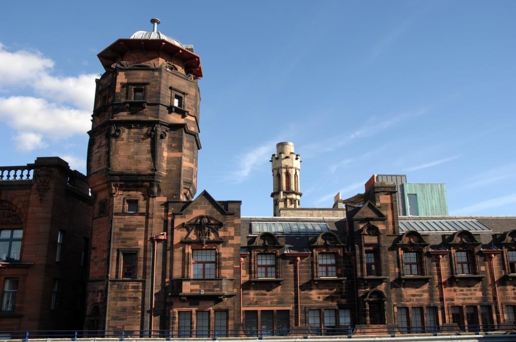 The Lighthouse à Glasgow, Cité de l'architecture et du design.
