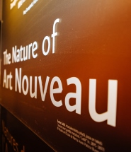 Opening of The Nature of Art Nouveau Exhibition